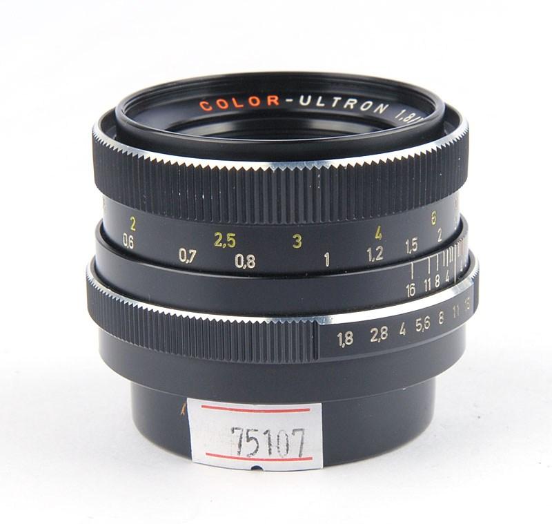 Voigtlander Color Ultron 50mm f/1.8 QBM mount lens Made in ... Pictures Made With Voigtlander
